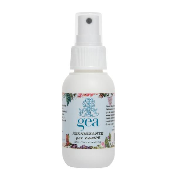 IGIENIZZANTE PER ZAMPE ALLA CLOREXIDINA 50 ml